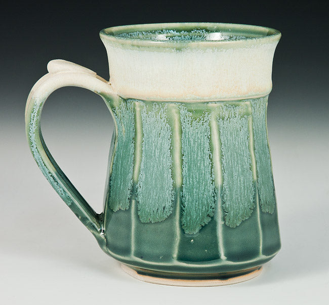 Tall Seafoam Coffee Cup