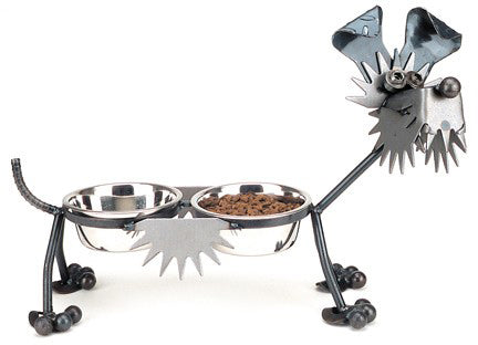 Terrier Dog Feeder