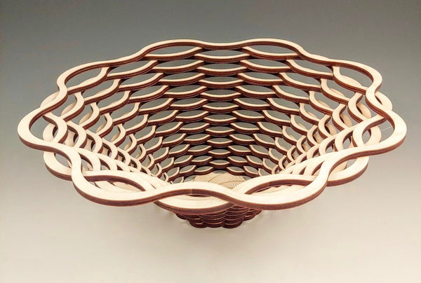 "15"" Basket  Bowl"
