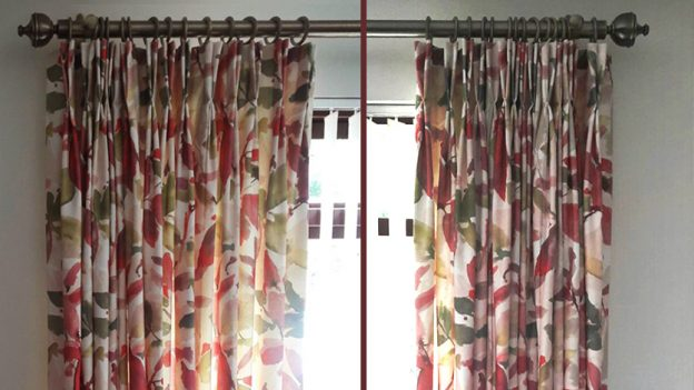 Made to Measure Curtains by Causeway Fabrics