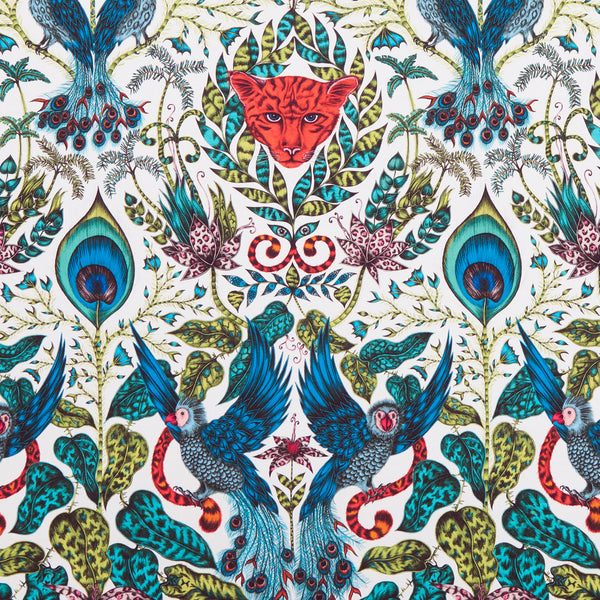 Emma J Shipley for Clarke & Clarke - Amazon Jungle Fabric