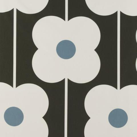 Orla Kiely Abacus Flower Powder Blue