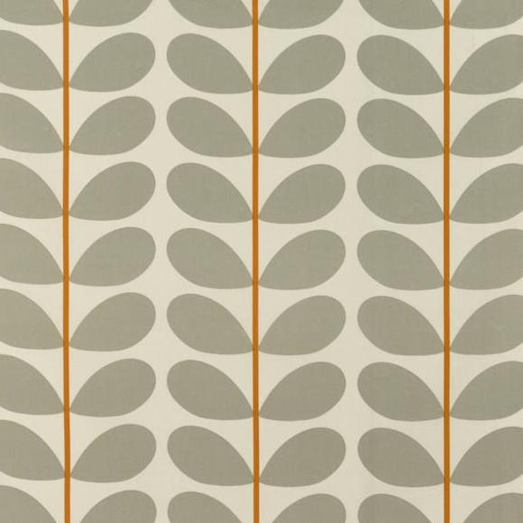 Orla Kiely Two Colour Stem Warm Grey