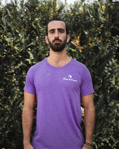 Renewal Tee - Purple