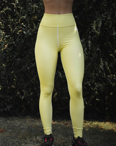 Renewal Leggings - Yellow