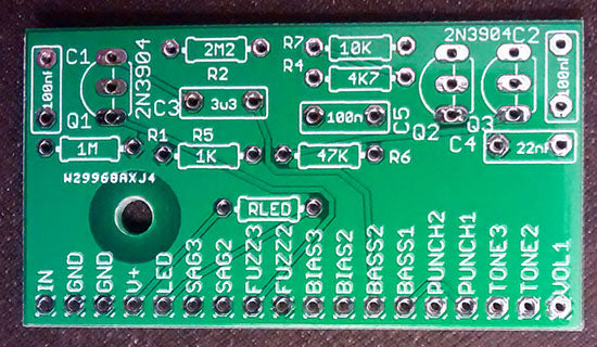 Wolf Computer PCB