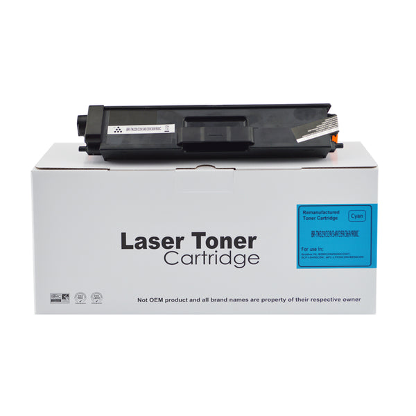 Reman Brother TN329C  Laser toner