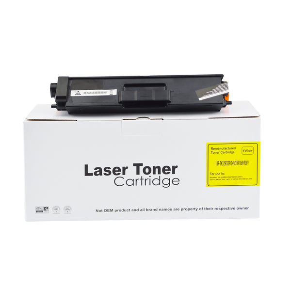 Reman Brother TN329Y  Laser toner