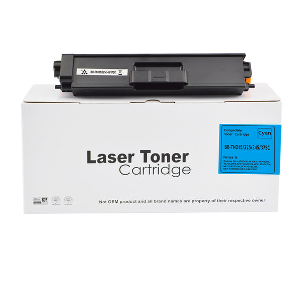 Comp Brother TN325C Laser toner
