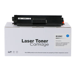 Comp Brother TN326C Laser toner