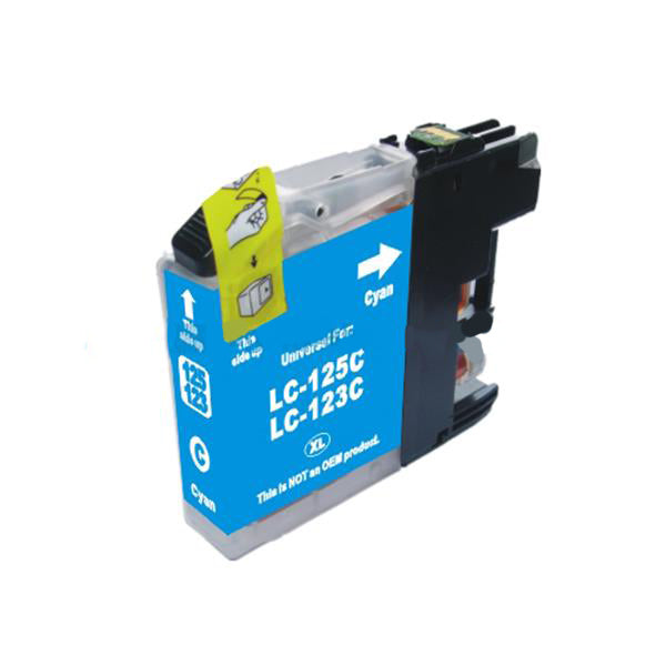 Comp Brother LC123C Inkjet