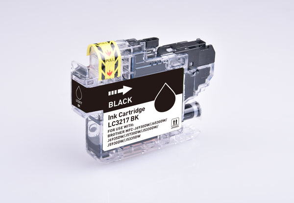Comp Brother LC3217BK Inkjet