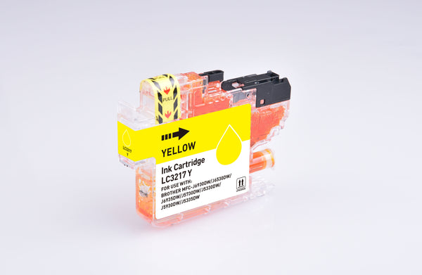 Comp Brother LC3217Y Inkjet