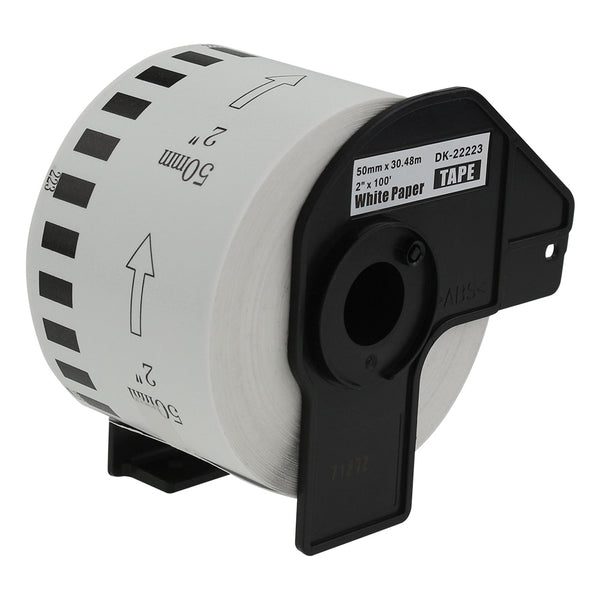 Comp Brother DK-22223 Printer Labels