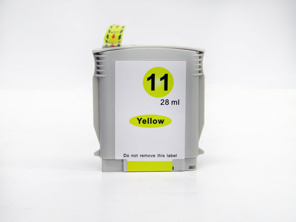 Comp HP 11 Yellow C4838A Inkjet