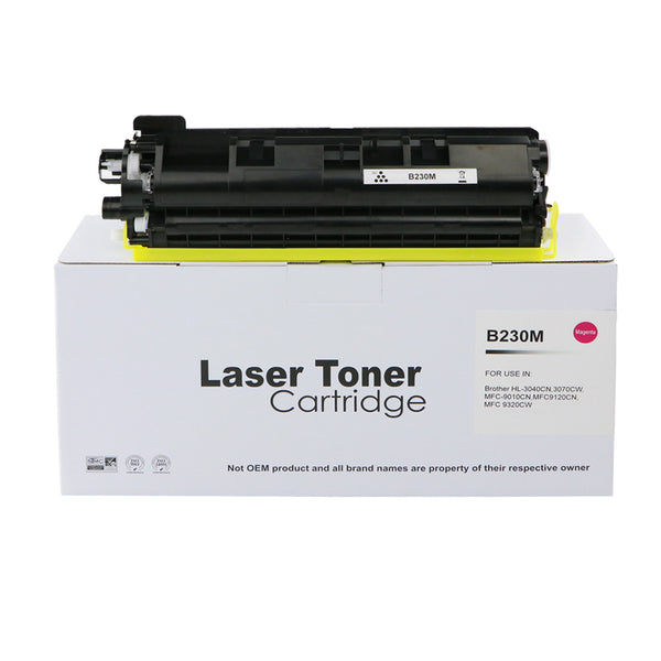 Reman Brother TN230M Laser toner