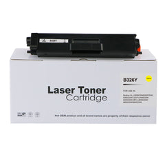 Reman Brother TN326Y Laser Toner