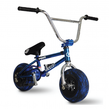 Wildcat21 Mini BMX New Jet Blue - no brake