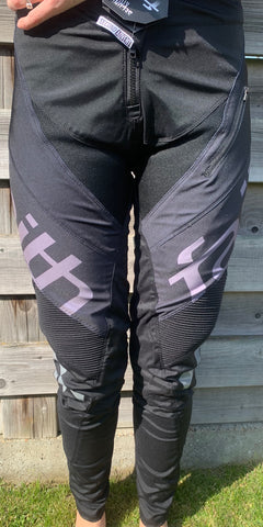 Faith 20 BMX Second Advent Pant Black/grey/titanium