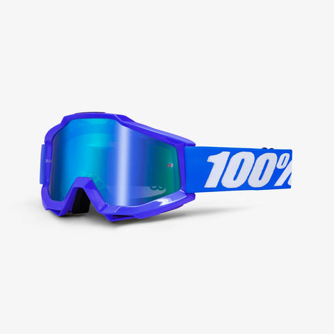 100% Accuri Goggle Reflex -  Blue mirror