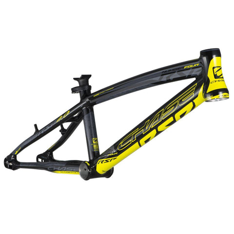 CHASE RSP4.0 FRAME BLACK/NEON YELLOW