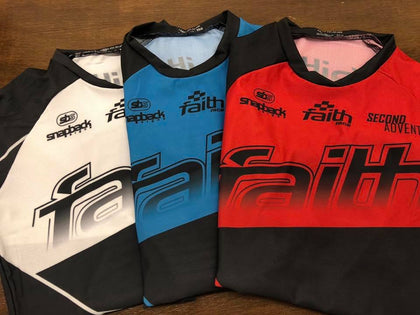 FAITH ADVENT RACE JERSEY