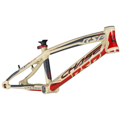 CHASE RSP4.0 FRAME CREAM RED