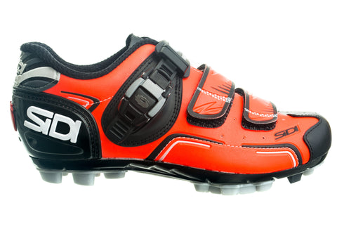 Sidi Buval Click Shoe Orange