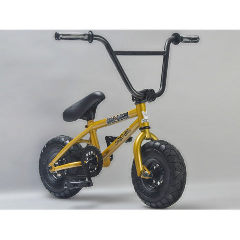 "ROCKER BMX ""GOLD DIGGER"" MINI BMX BIKE"