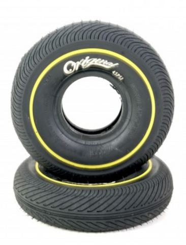 Wildcat/rocker Tire Black yellow line 1 pcs