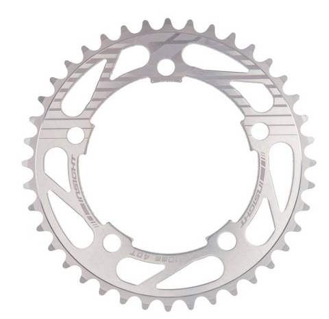 INSIGHT CHAINRING 110MM SILVER
