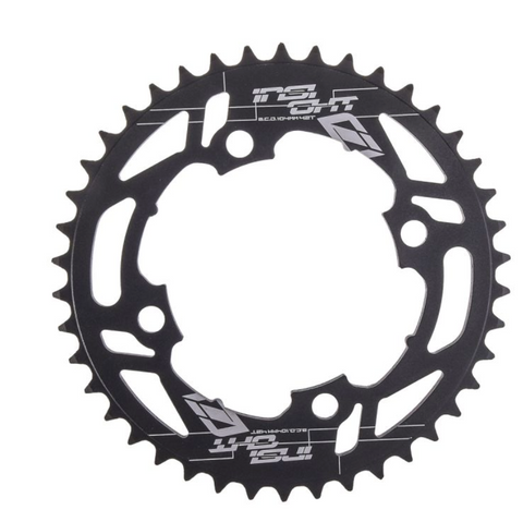INSIGHT CHAINRING 4h - 104MM BLACK