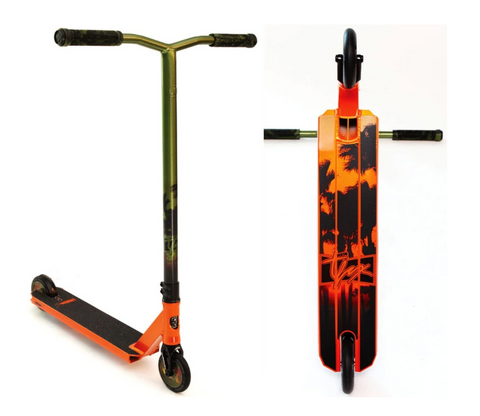 Lucky Tanner Fox Signature Pro Scooter Sunset Edition