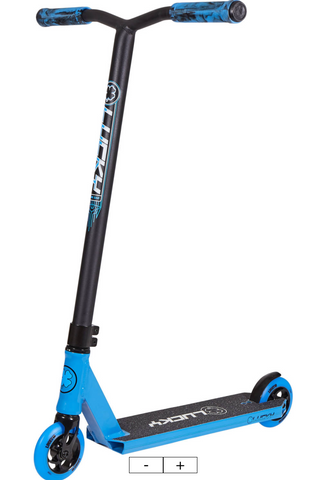 Lucky Crew 2019 Pro Scooter Color: Blue