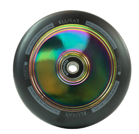 Lucky Lunar 100mm Pro Scooter Wheel Color: Neochrome