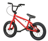 "Wethepeople Riot 14"" 2021 BMX Bike For Kids Red"