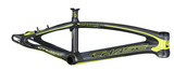 CHASE ACT1.0 FRAME MATT BLACK/NEON YELLOW