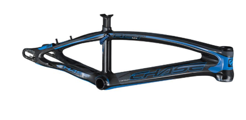 CHASE ACT1.0 FRAME GLOSSY BLACK/BLUE