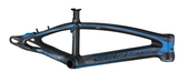 CHASE ACT1.0 FRAME MATT BLACK/BLUE