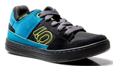 Fiveten Freerider Kids BMX Shoes Lime