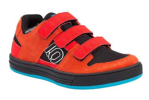 Fiveten Freerider VCS Kids BMX Shoes Red