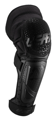 KNEE & SHIN GUARD 3DF HYBRID EXT BLACK