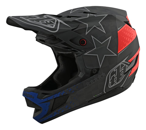 TLD 2020 D4 Carbon Freedom 2.0 Black/red