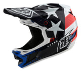 TLD 2020 D4 Composite Freedom 2.0 Red/white
