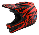 TLD 2020 D4 Composite Slash Orange/black