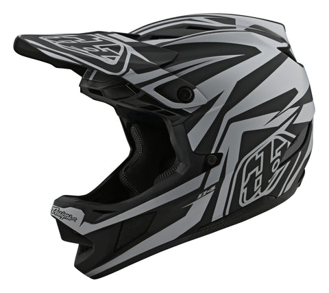 TLD 2020 D4 Composite Slash Black/white-silver