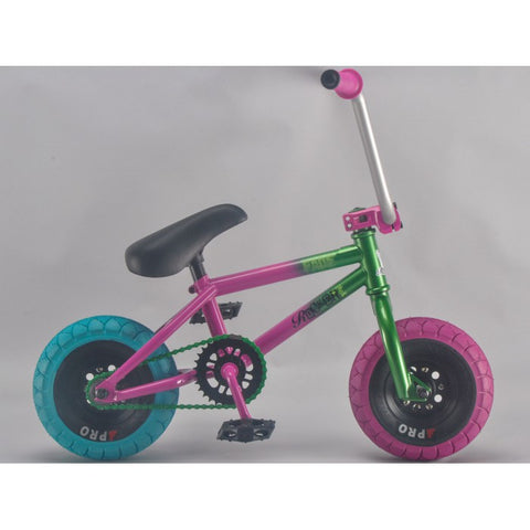 "ROCKER BMX ""FADE I-ROK+ MINI BMX BIKE"