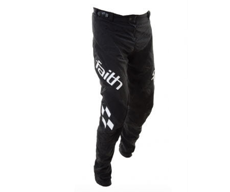 Faith BMX Eclipse Pant Black/white