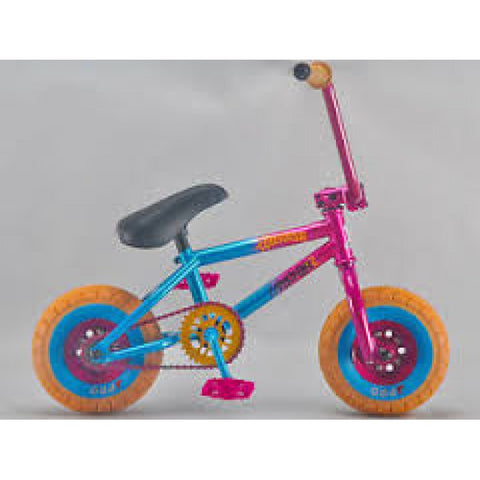 "ROCKER BMX ""HOT TORTOISE I-ROK+ MINI BMX BIKE"