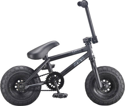 "ROCKER BMX ""Metal "" MINI BMX BIKE"